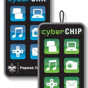 BSA Cyber Chip patch