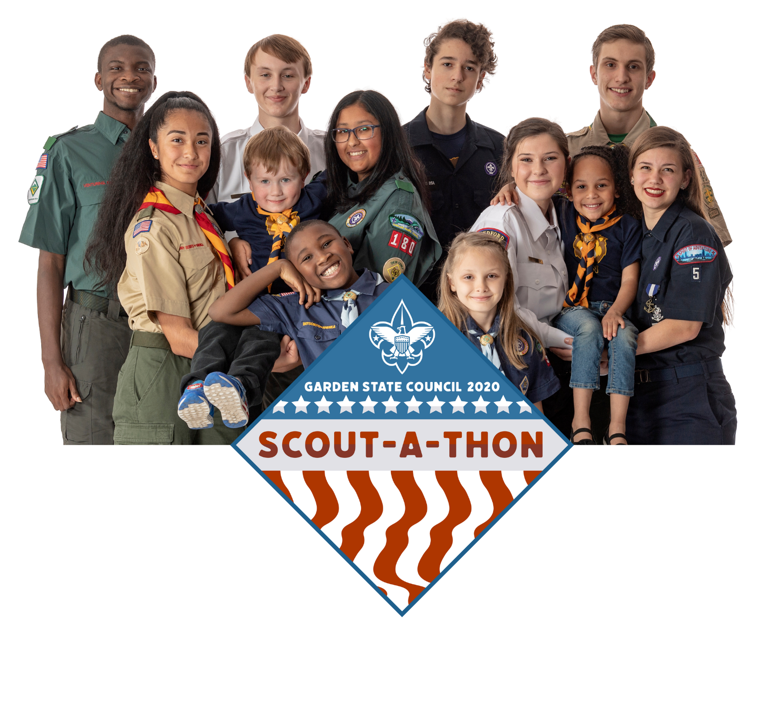 Garden State Council presents the 2020 Scout-A-Thon